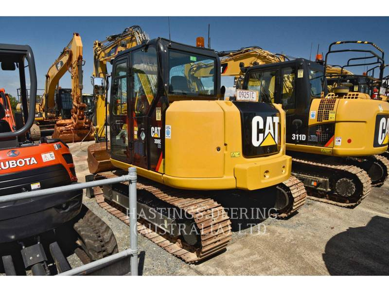 CATERPILLAR EXCAVADORAS DE CADENAS 308ECRSB equipment  photo 4