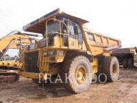 Equipment photo CATERPILLAR 773E TOMBEREAUX DE CHANTIER 1