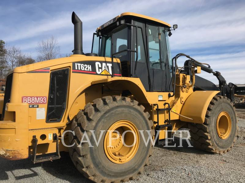CATERPILLAR WHEEL LOADERS/INTEGRATED TOOLCARRIERS IT62H equipment  photo 6