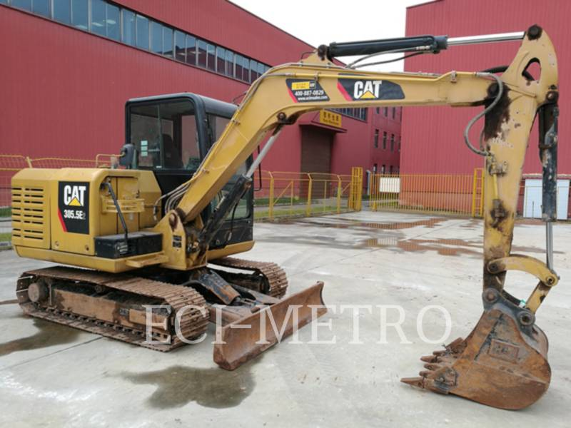 CATERPILLAR KOPARKI GĄSIENICOWE 305.5 E2 CR equipment  photo 2