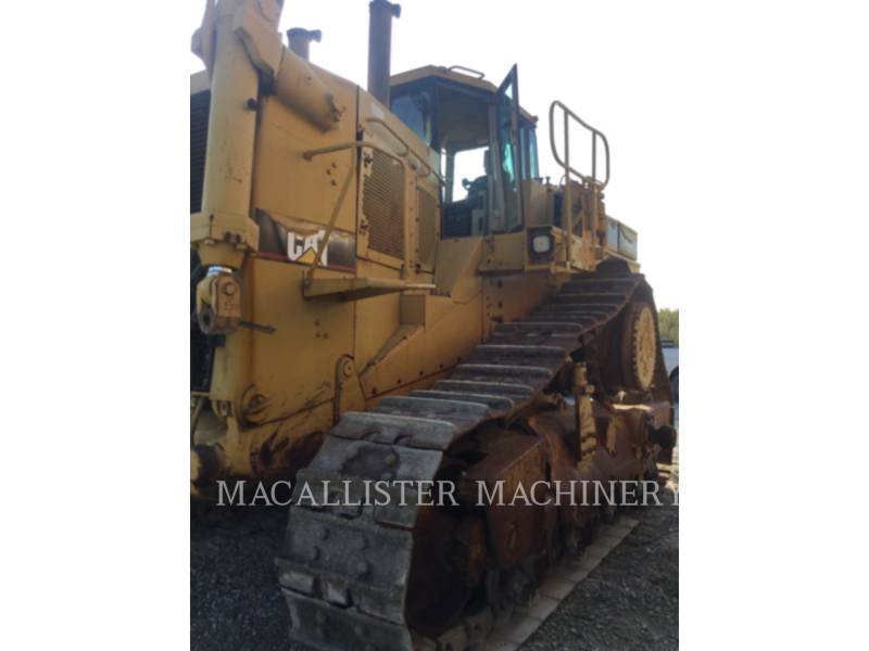 CATERPILLAR TRACTORES DE CADENAS D11R equipment  photo 2