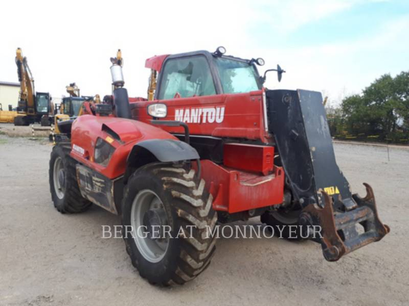 MANITOU BF S.A. TELEHANDLER MLT845-120 equipment  photo 3