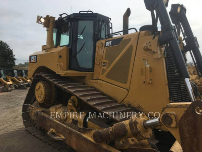 CATERPILLAR CIĄGNIKI GĄSIENICOWE D8T equipment  photo 20