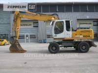 LIEBHERR EXCAVADORAS DE RUEDAS A904CLIT equipment  photo 2