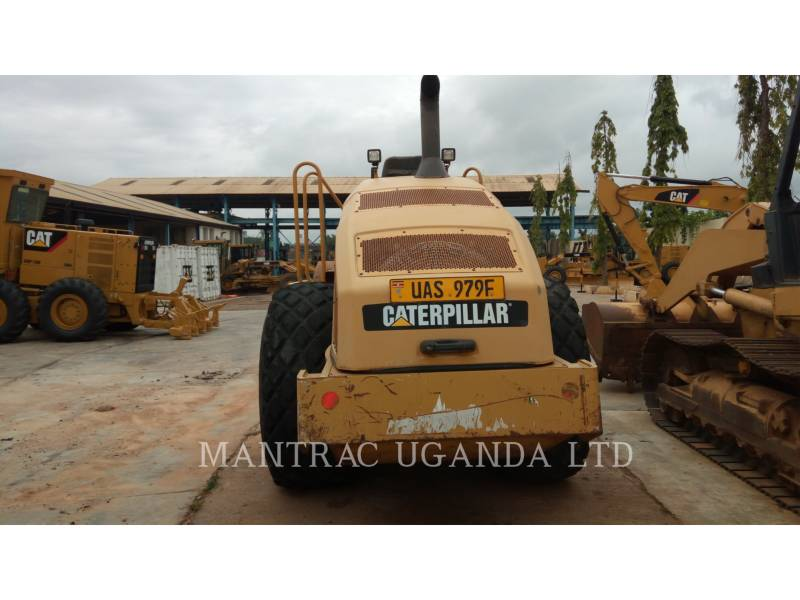 CATERPILLAR WT - コンパクタ CS74 equipment  photo 2