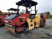 DYNAPAC COMPACTEURS CC624HF equipment  photo 3