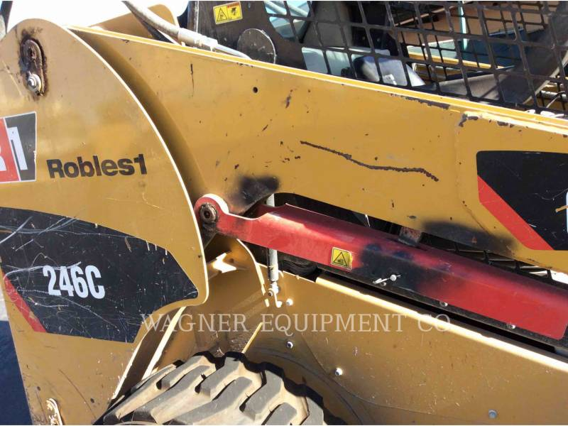 CATERPILLAR SKID STEER LOADERS 246C equipment  photo 14