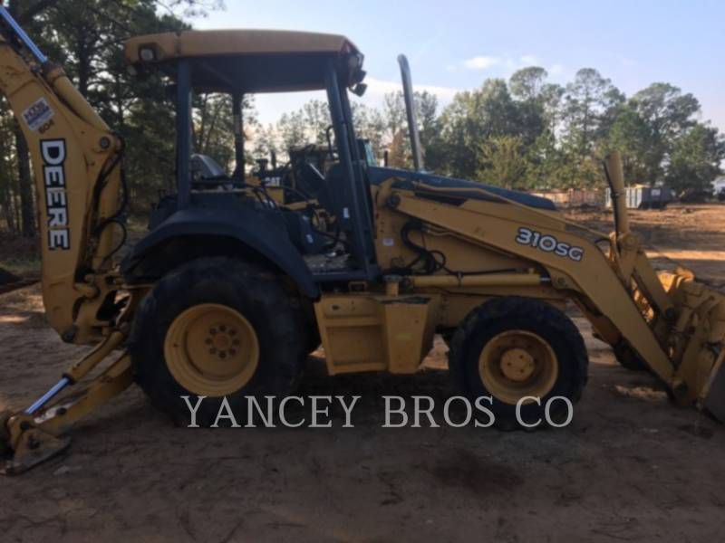 DEERE & CO. BACKHOE LOADERS 310SG equipment  photo 1