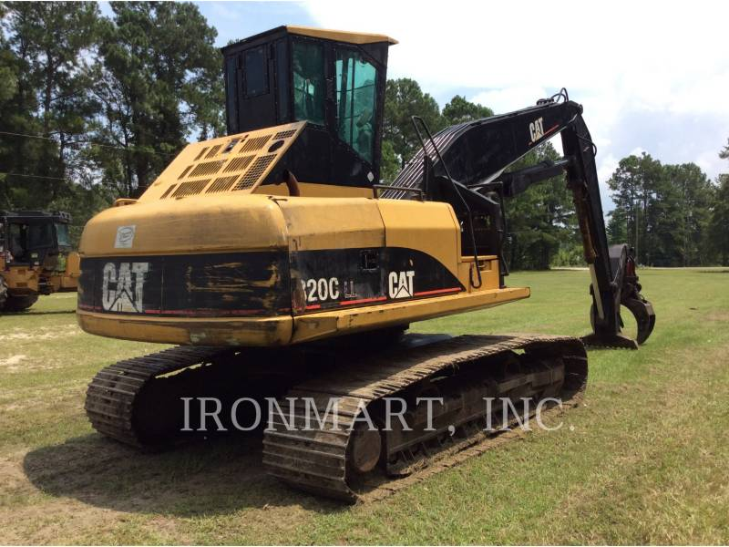 Caterpillar SILVICULTURĂ – EXCAVATOR 320C equipment  photo 4