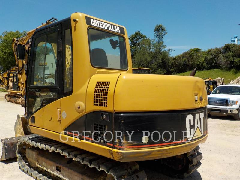 CATERPILLAR TRACK EXCAVATORS 307C equipment  photo 8