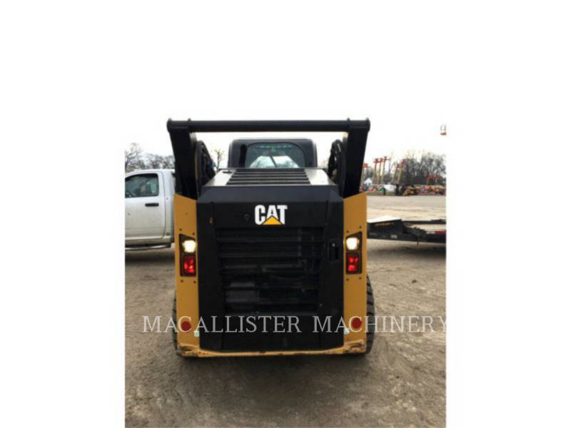 CATERPILLAR MINICARGADORAS 272D2 equipment  photo 4