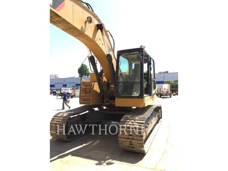 CATERPILLAR TRACK EXCAVATORS 328 equipment  photo 3