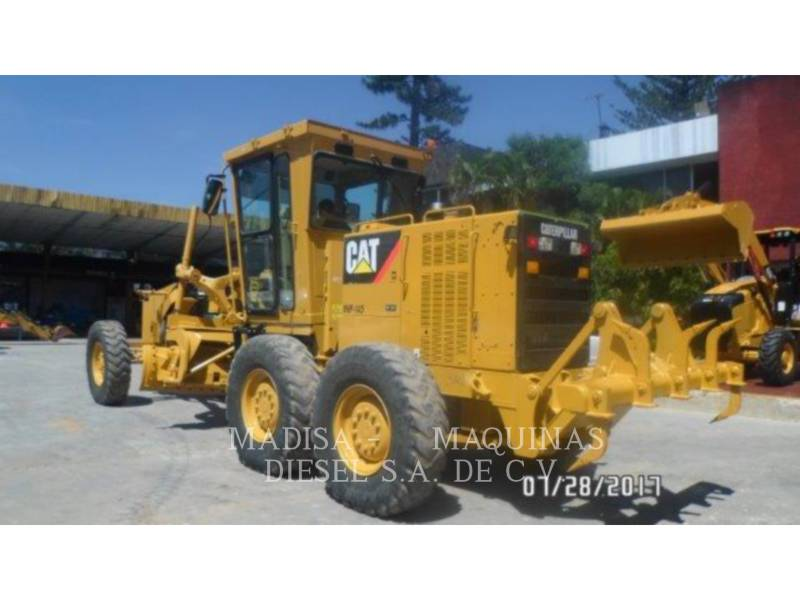 CATERPILLAR MOTOR GRADERS 120K equipment  photo 8