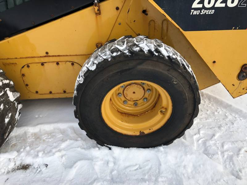 CATERPILLAR CHARGEURS COMPACTS RIGIDES 262C2 equipment  photo 12
