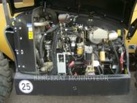 CATERPILLAR TELEHANDLER TH417C MH equipment  photo 7
