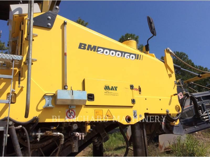 BOMAG COLD PLANERS BM2000/60-2 equipment  photo 9