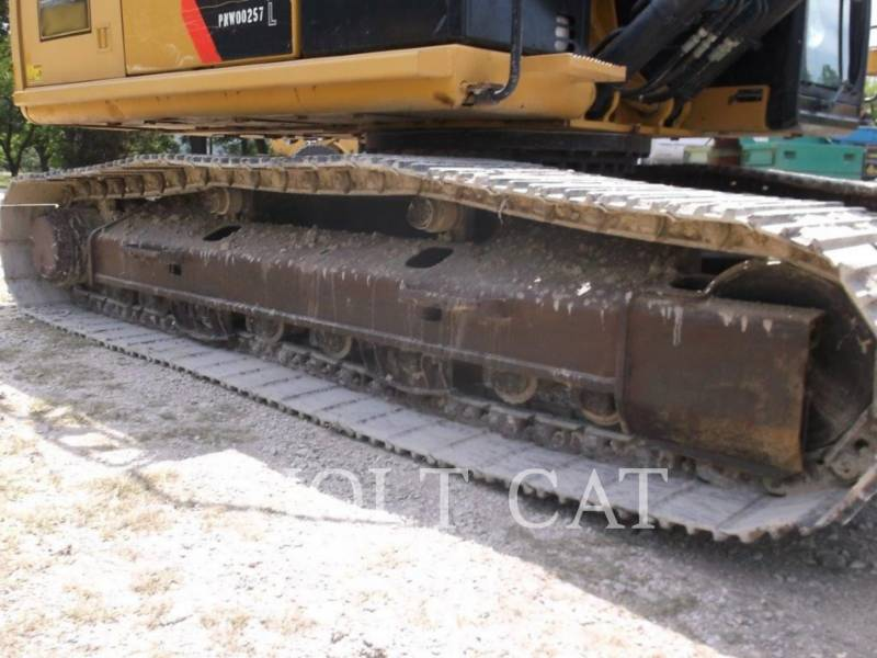 CATERPILLAR TRACK EXCAVATORS 324EL equipment  photo 12