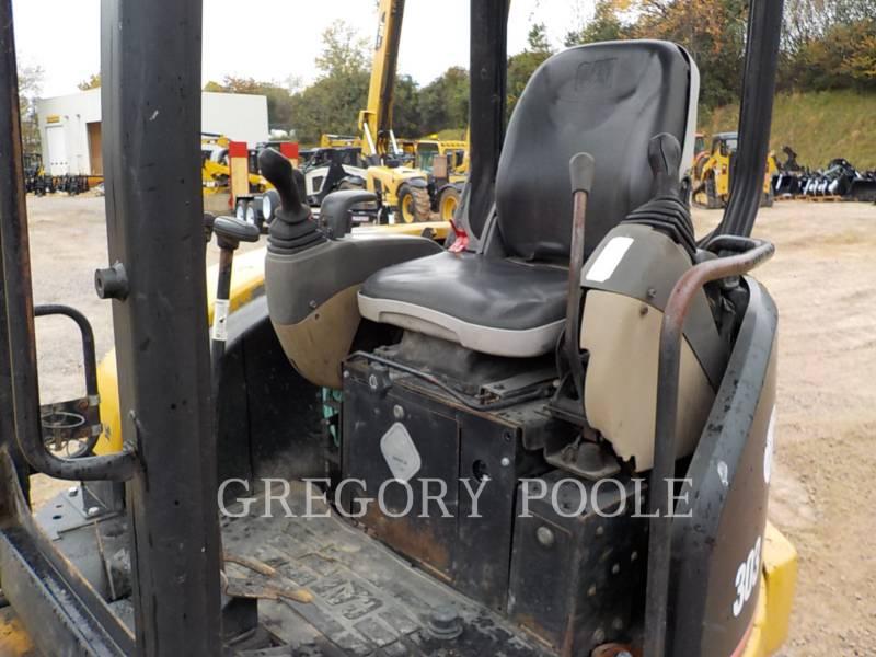 CATERPILLAR TRACK EXCAVATORS 303 CR equipment  photo 24