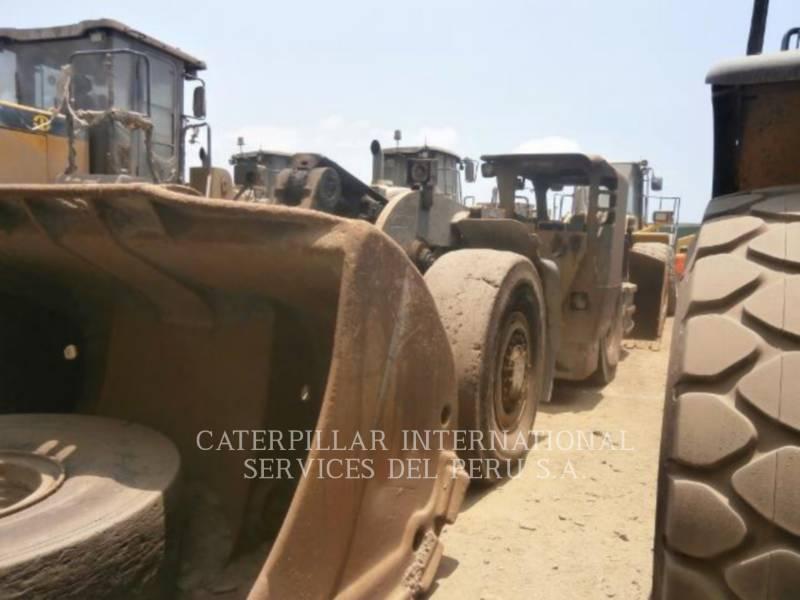 CATERPILLAR UNDERGROUND MINING LOADER R1600G equipment  photo 1