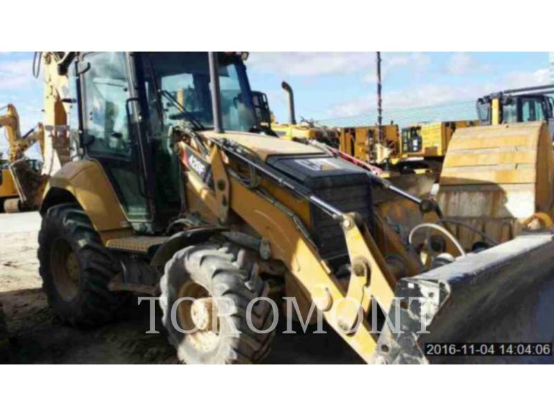 Caterpillar BULDOEXCAVATOARE 420F2ITLRC equipment  photo 1