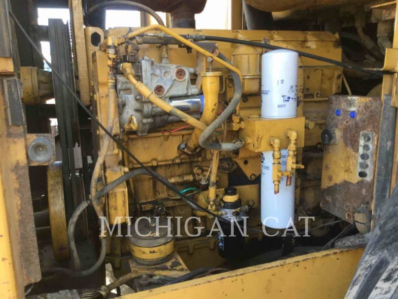 CATERPILLAR PALE GOMMATE/PALE GOMMATE MULTIUSO 938F equipment  photo 11