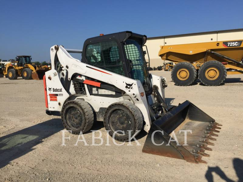 BOBCAT MINICARGADORAS S570 equipment  photo 1