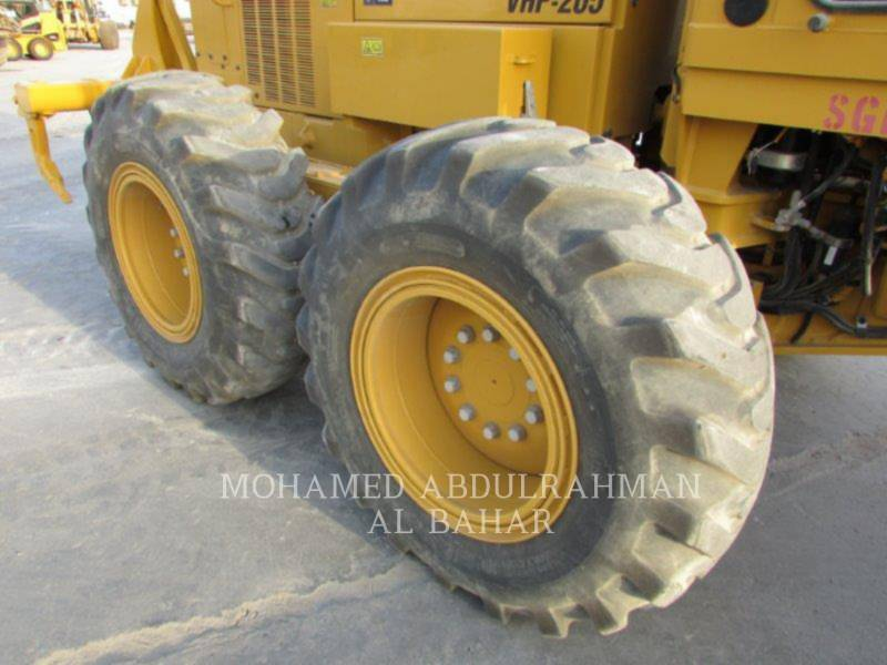 CATERPILLAR MOTOR GRADERS 160 K equipment  photo 18