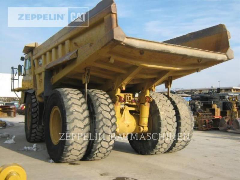 CATERPILLAR MULDENKIPPER 773B equipment  photo 2