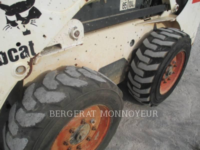 BOBCAT MINIÎNCĂRCĂTOARE RIGIDE MULTIFUNCŢIONALE S175 equipment  photo 8