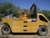 Equipment photo CATERPILLAR PS-360C COMPATTATORI GOMMATI PNEUMATICI 1