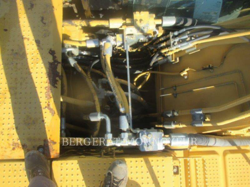 CATERPILLAR KETTEN-HYDRAULIKBAGGER 323D equipment  photo 17