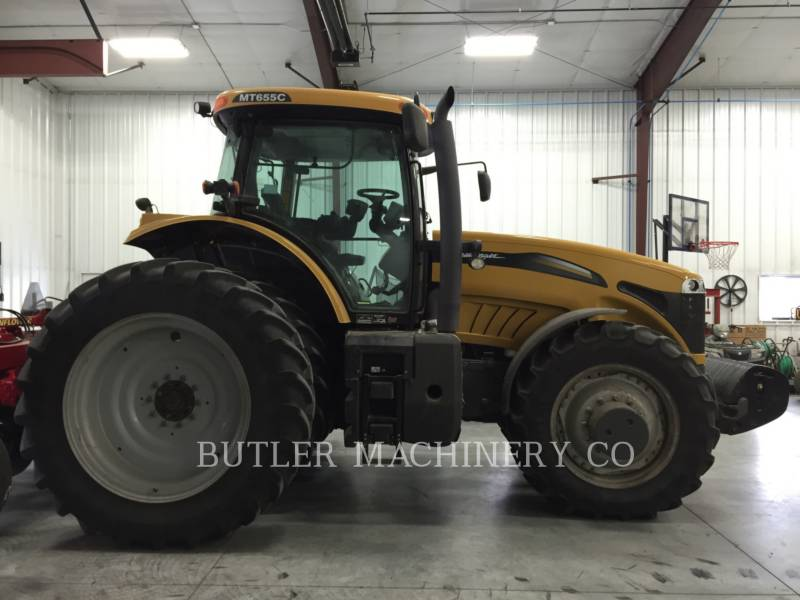 AGCO-CHALLENGER AG TRACTORS MT655C equipment  photo 6