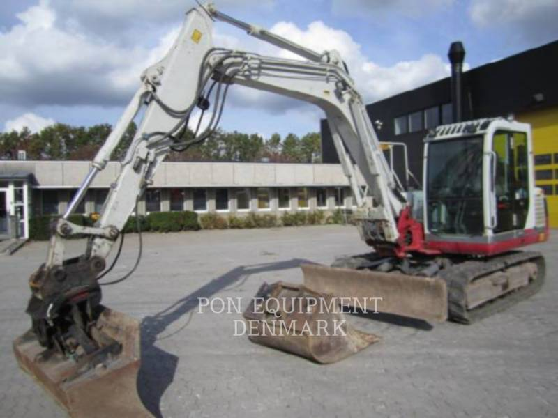 CATERPILLAR TRACK EXCAVATORS TB175 equipment  photo 1