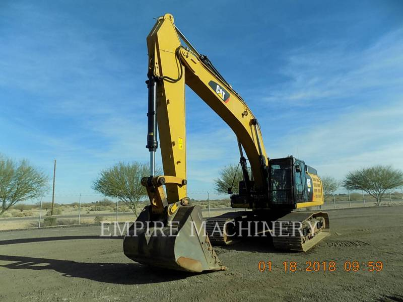 CATERPILLAR ESCAVATORI CINGOLATI 349EL equipment  photo 1