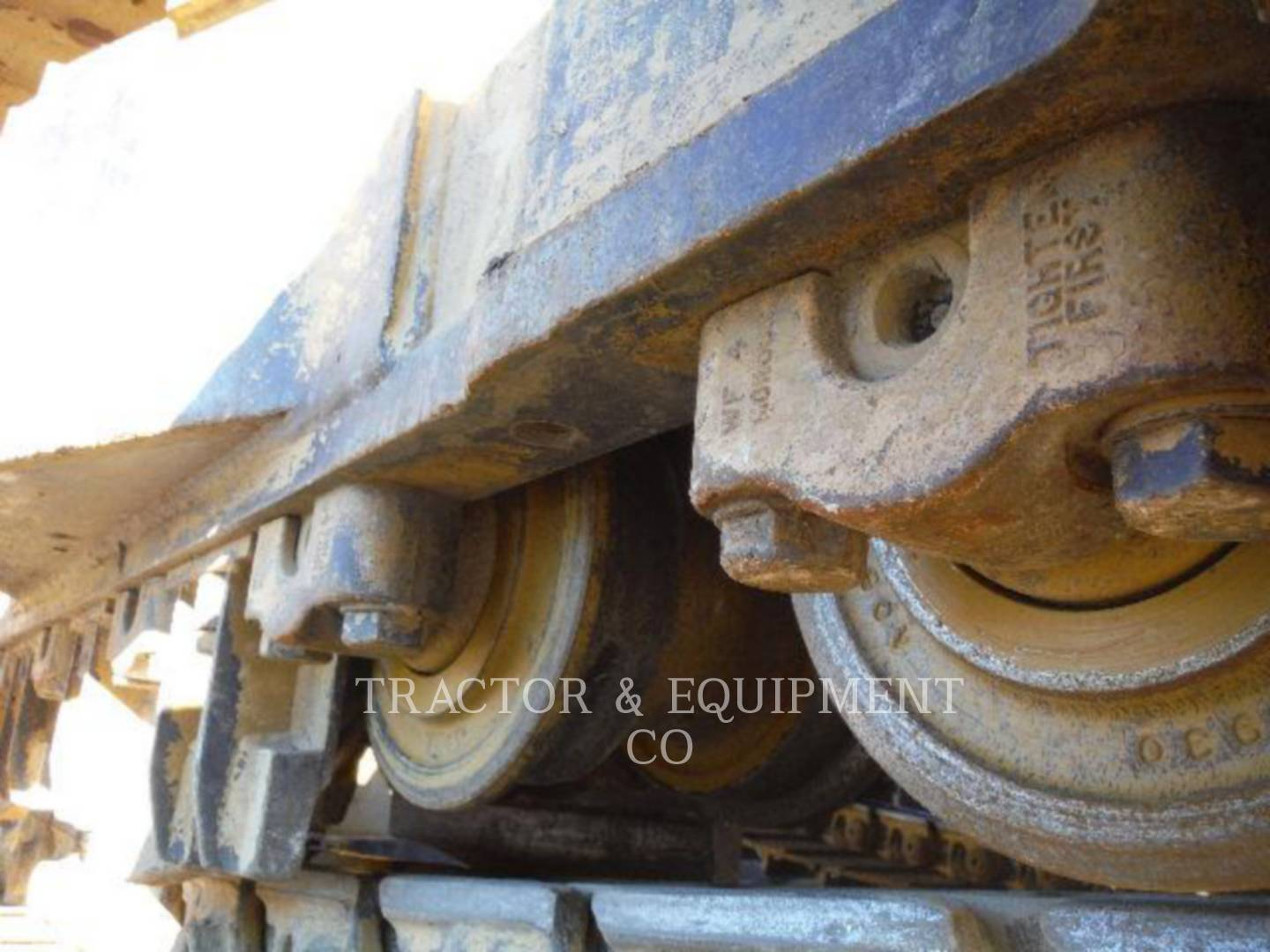 Detail photo of 2012 Caterpillar D7E from Construction Equipment Guide