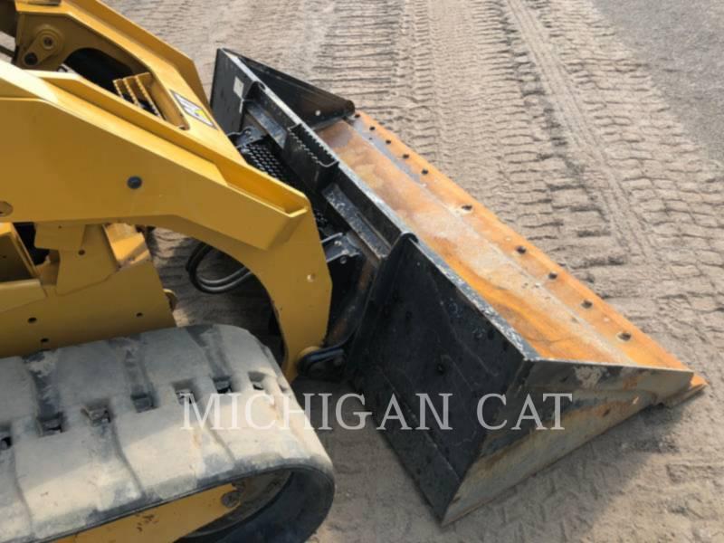 CATERPILLAR CARREGADEIRAS TODO TERRENO 299 D equipment  photo 12