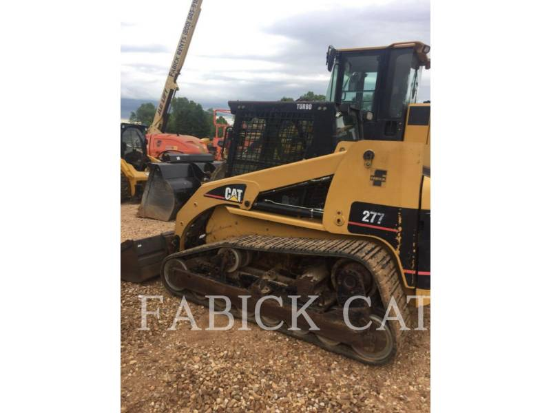 CATERPILLAR CHARGEURS TOUT TERRAIN 277 equipment  photo 4