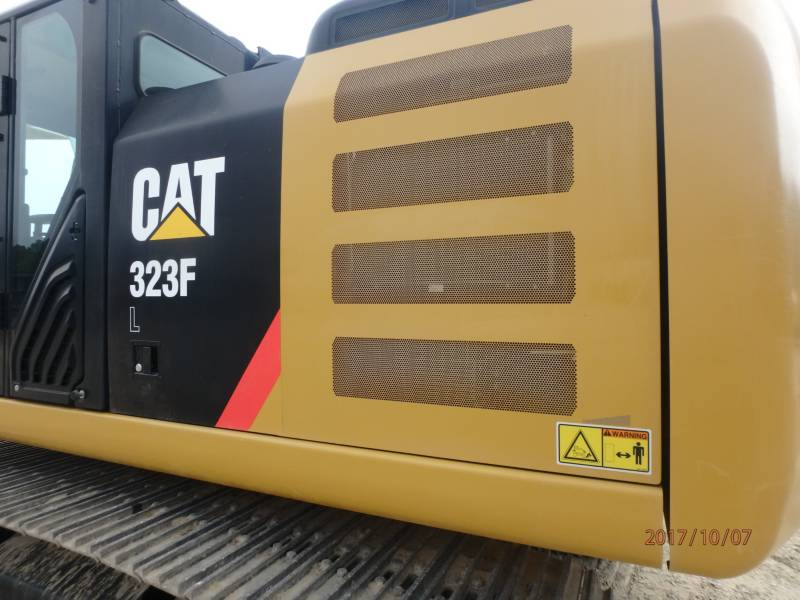 CATERPILLAR EXCAVADORAS DE CADENAS 323FL equipment  photo 24