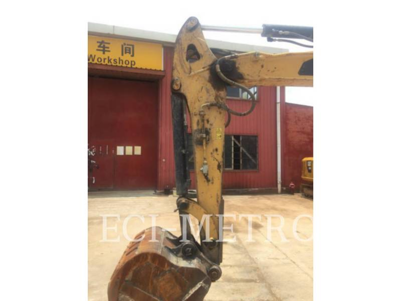 CATERPILLAR EXCAVADORAS DE CADENAS 306 E equipment  photo 12