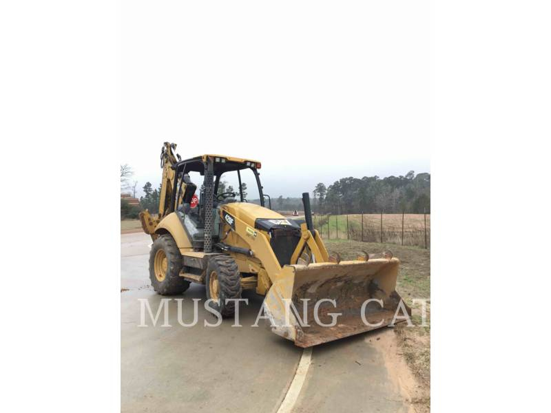 CATERPILLAR BACKHOE LOADERS 420FST equipment  photo 1