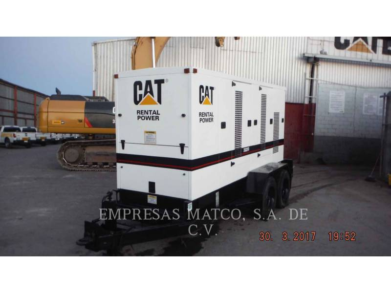 CATERPILLAR 移動式発電装置 XQ200 equipment  photo 4