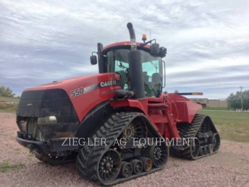 CASE/NEW HOLLAND TRACTORES AGRÍCOLAS STEIGER 550 QUADTRAC equipment  photo 1