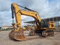 Equipment photo CATERPILLAR 374DL KETTEN-HYDRAULIKBAGGER 1