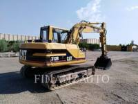 CATERPILLAR TRACK EXCAVATORS 312B equipment  photo 3