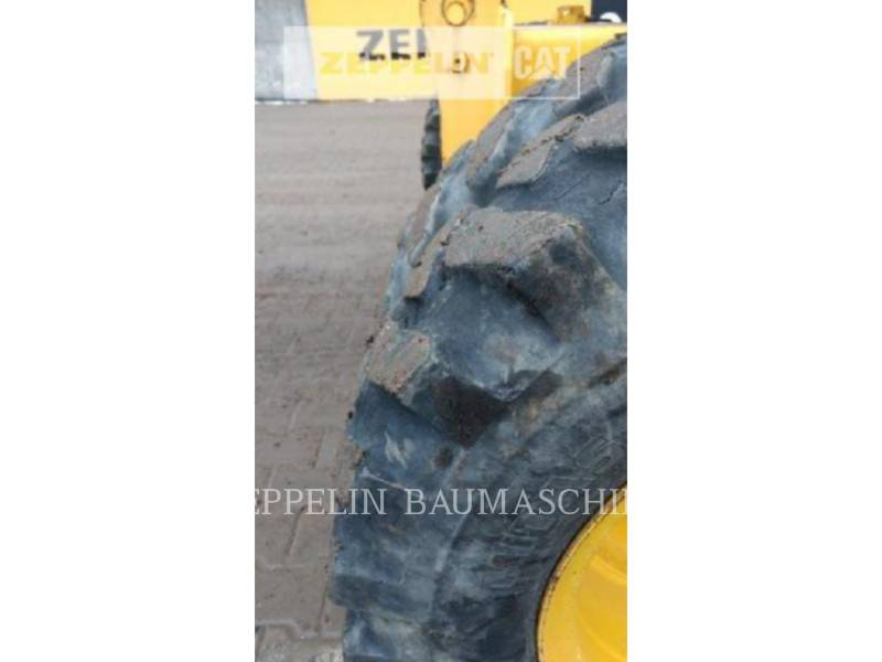 KOMATSU LTD. WHEEL EXCAVATORS PW98MR equipment  photo 14