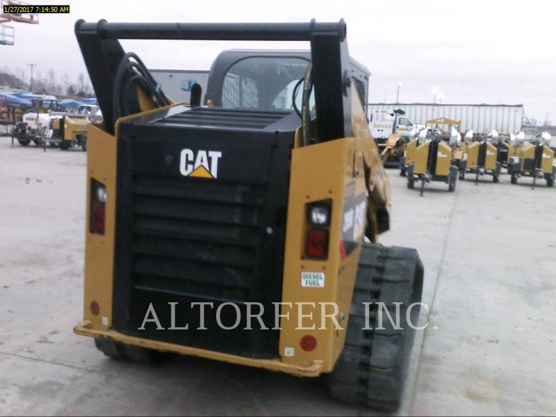 CATERPILLAR MINICARGADORAS 289D equipment  photo 2