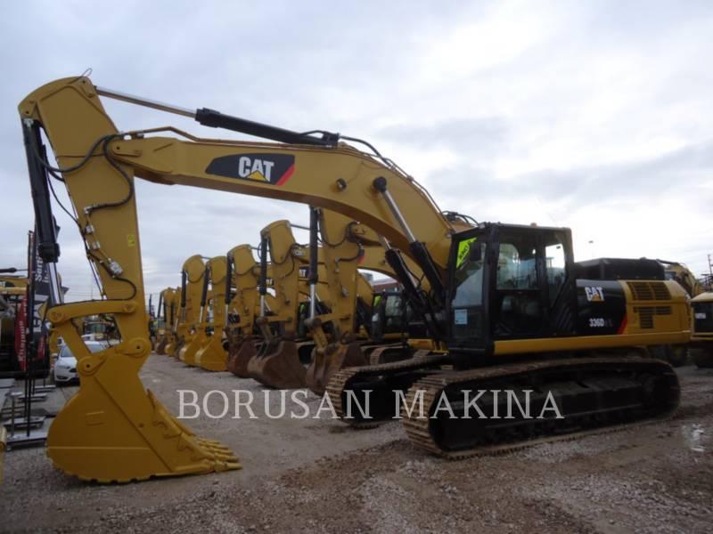 CATERPILLAR 鉱業用ショベル/油圧ショベル 336D2L equipment  photo 2