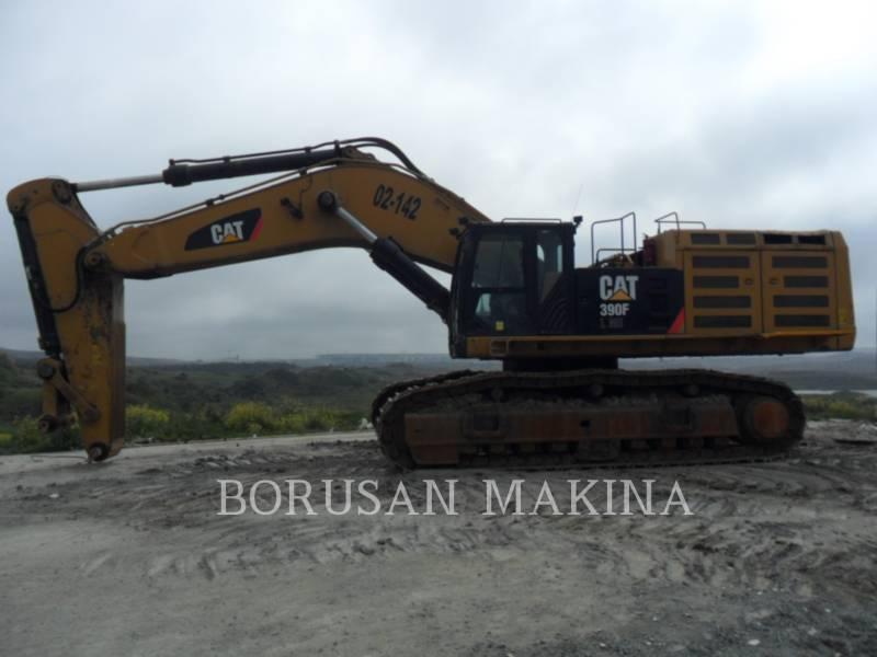 CATERPILLAR EXCAVADORAS DE CADENAS 390FL equipment  photo 3