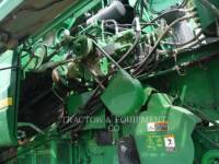JOHN DEERE COMBINADOS 9760 equipment  photo 5