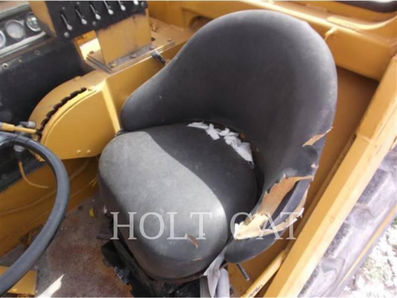 CATERPILLAR MOTOESCREPAS 615 equipment  photo 13